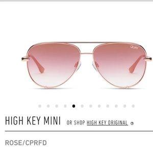 be645defed Women s Quay Sunglasses Gold on Poshmark